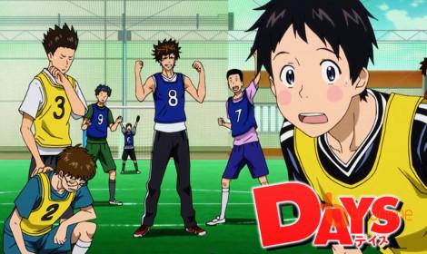 Lộ diện các cầu thủ mới trong anime DAYS