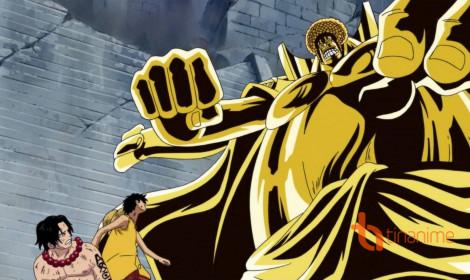Trái Ác Quỷ Phật Vàng của Sengoku