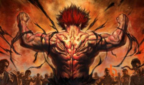 Anime Baki - Trận đấu của những tử tù