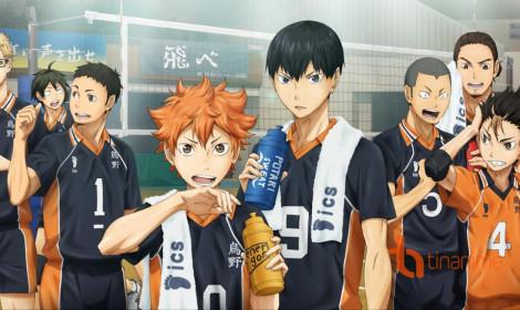 BXH anime mùa Thu tuần 8 - Bước chuyển ngoạn mục