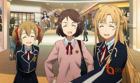Cùng hóng Anime Movie mùa Đông 2017 nào!