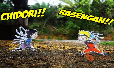 [Fanart] Naruto, bá đạo đến từng hạt gạo!