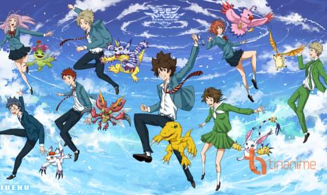 Digimon Adventure tri. phần 4 ra mắt promo video đầu tiên