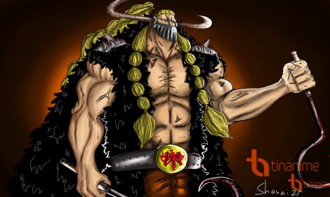Jack Hạn Hán - Cánh tay phải của Tứ Hoàng Kaido!