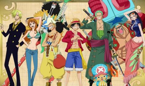 """Kỷ niệm One Piece 20 năm, bác Oda vẽ Luffy """"sún răng"""" cực độc đáo!"""