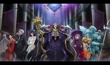 Overlord có manga ngoại truyện ngay trong tháng này!