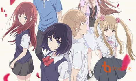 Kuzu no Honkai - Mối tình cô độc đáng hổ thẹn