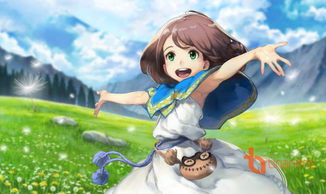 Lost Song - dự án Anime mới của MAGES.