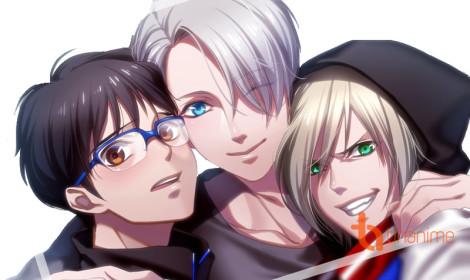 Yuri!!! On Ice - Khi anime lấy cảm hứng từ nhân vật có thật