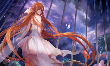 [Arkwork] Tóc em dài em bay trong gió!