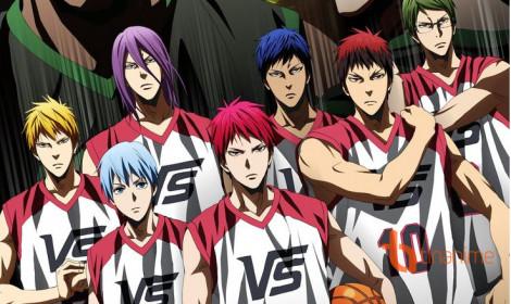 Movie Kuroko no Basket - Niềm kiêu hãnh của bóng rổ Nhật Bản