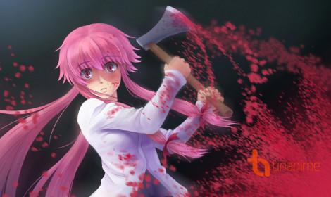 """Top 10 nàng yandere - Những cô bạn gái """"khủng bố"""" nhất lịch sử anime"""