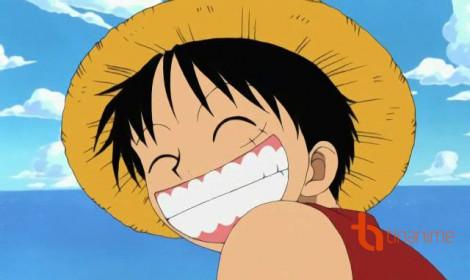 Cười té ghế với loạt ảnh vui One Piece!
