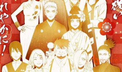 Mừng đám cưới Naruto và Hinata tại sự kiện đình đám