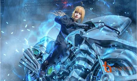 Saber mạnh mẽ trong hình ảnh cosplay mới nhất!