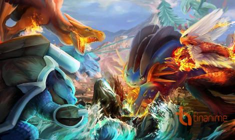 [Thuyết Âm Mưu] Pokémon và những bí ẩn...rợn người (Phần 1)