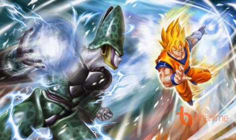 Dragon Ball - tranh fanart kĩ thuật số cực chất