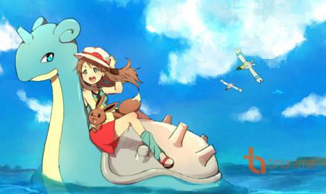 Người lớn chắc chắn cũng muốn ẵm một con Pokemon này về!