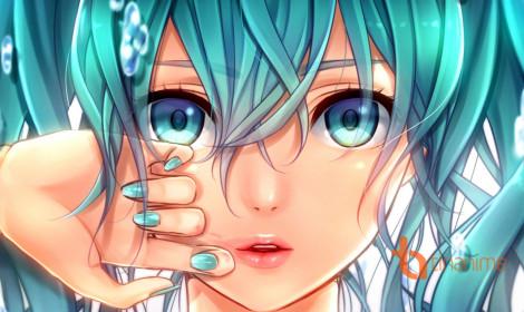 Hatsune Miku đáng yêu trong hình ảnh đời thực!