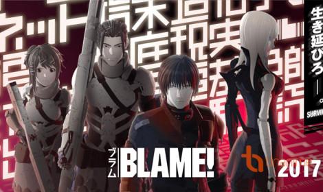 Movie Blame! - Một thế giới đầy tội lỗi