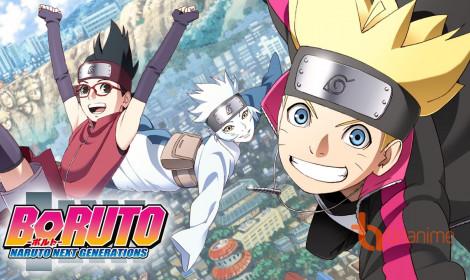 Boruto: Naruto Next Generations - Thế hệ mới của Làng Mộc Diệp