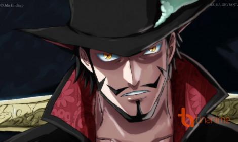 Ảnh đẹp One Piece (Phần 6) Dracule Mihawk