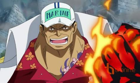 Sakazuki có thể tìm thấy kho báu One Piece?