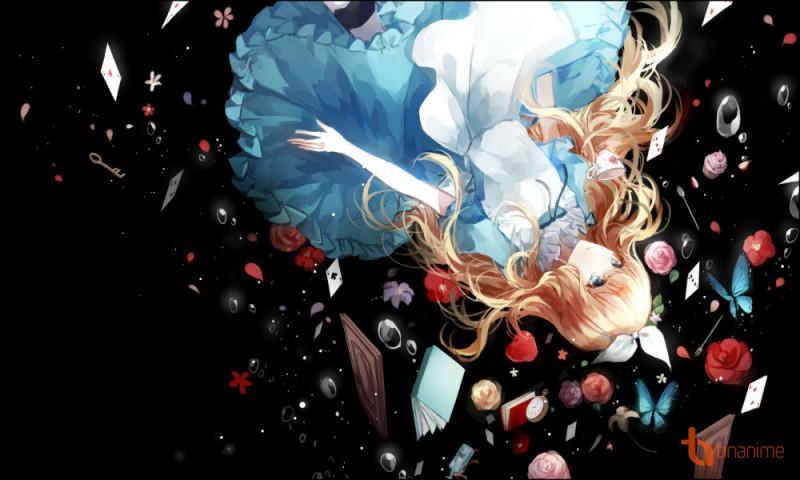 Không những thế, manga và anime dựa trên Alice cũng đã được sáng tác rất  nhiều. Mời các bạn cùng chiêm ngưỡng một số tác phẩm Alice phong cách anime  nhé!