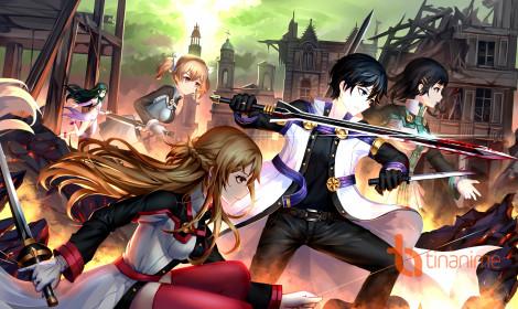 Sword Art Online: Ordinal Scale sắp náo loạn rạp phim Việt Nam!!!