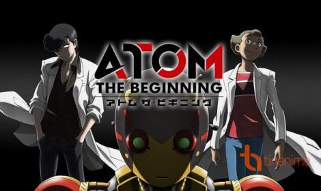 Anime Atom the Beginning - Tiền thân của niềm hi vọng