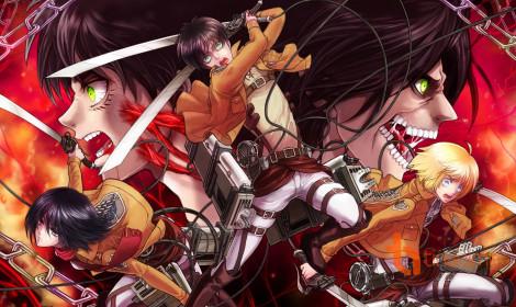 Siêu phẩm Attack on Titan tung trailer thứ 2 quá đỉnh!