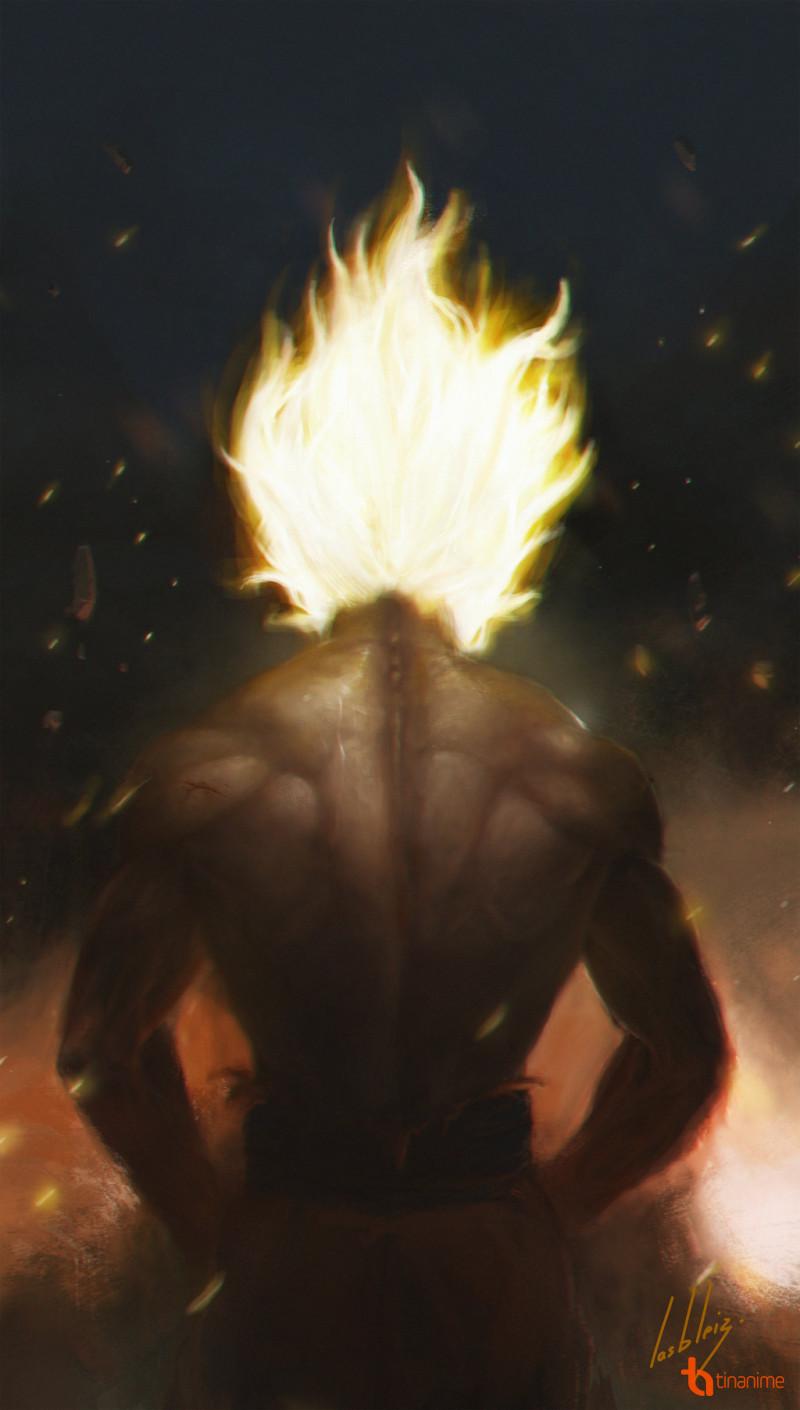... là Vua của 12 vũ trụ, chính là Zeno! Nhưng còn có một nhân vật còn mạnh  hơn cả Zeno, người đã tạo ra thế giới Dragon Ball, đó chính là... Tori-Bot!