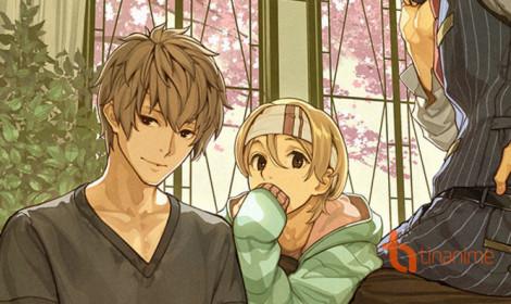 Anime Room Mate - Đối thoại cùng trai đẹp