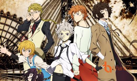 OVA Bungou Stray Dogs ra mắt nhân vật mới