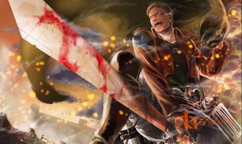 Attack on Titan tập 31- Sự thật kinh hoàng!