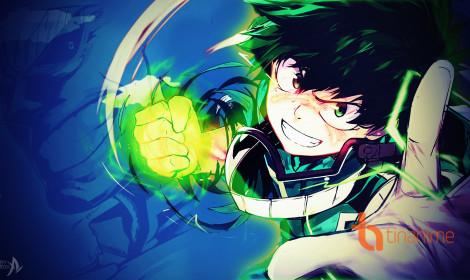 Top 10 anime tuần 8 - Tân Vương lên ngôi!!!