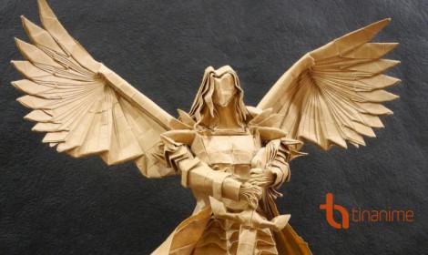 Sướng mắt với nghệ thuật Origami đỉnh cao