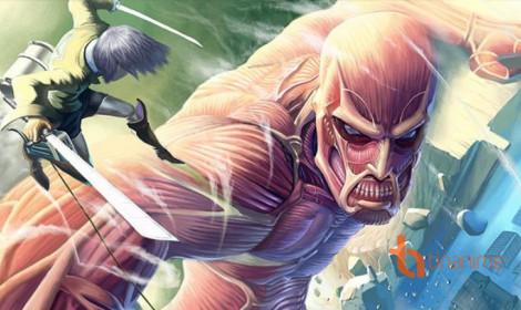 Tin vui từ Attack on Titan!