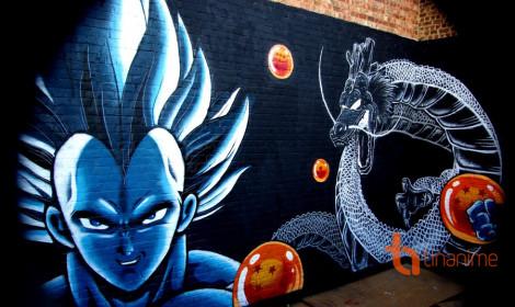 Anime và nghệ thuật đường phố trên thế giới