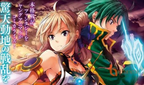 Anime Grancrest Senki - Kỷ nguyên hỗn độn