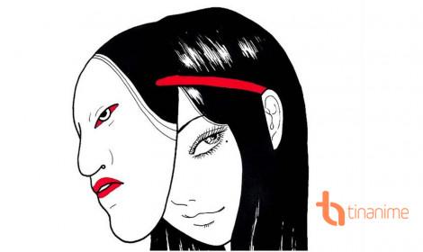 """Hình xăm """"chất lừ"""" từ manga kinh dị Tomie"""