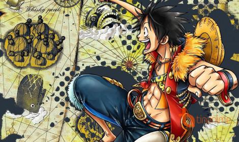 One Piece sẽ có ngoại truyện mừng 20 năm manga!