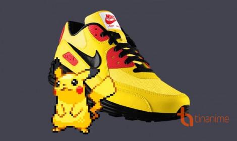 Những đôi giày phong cách Pokémon cực chất
