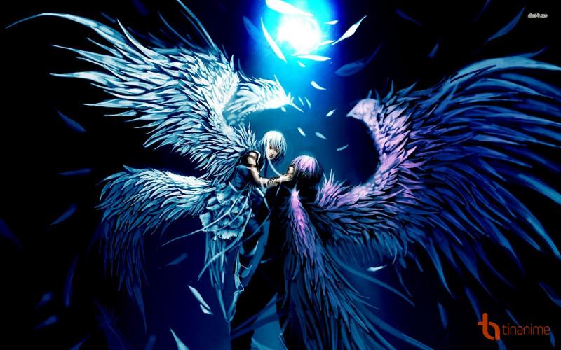 Bi kịch tình yêu giữa ác quỷ với thiên thần, hoặc ác quỷ với loài người!  Đón xem câu chuyện của họ qua bộ ảnh dưới đây nhé!