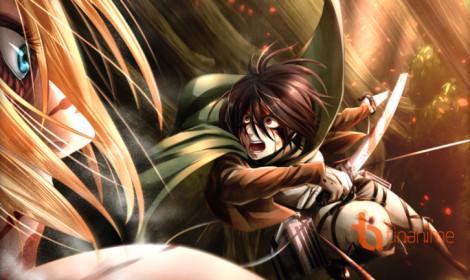 Attack on Titan: Lost Girls sắp có anime!