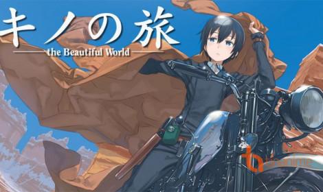 """Kino no Tabi - Chuyến đi """"phượt"""" với chiếc mô-tô biết nói"""