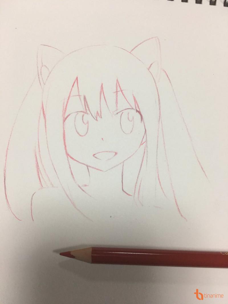 Biết rằng rất nhiều fan thích vẽ, Mashima-sensei cũng hướng dẫn sơ lược cách vẽ nhân vật đơn giản! Cùng làm theo nhé!