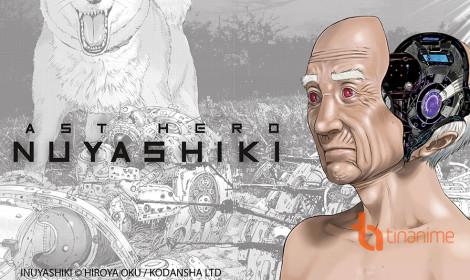 Inuyashiki - Ông lão khốn cùng trở thành siêu anh hùng