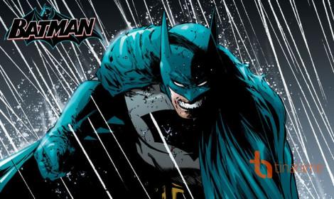 Siêu anh hùng Batman chính thức lấn sân qua thị trường anime!