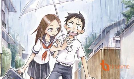 """Karakai Jouzu no Takagi-san - Bậc thầy chọc ghẹo và anh chàng """"số nhọ"""""""
